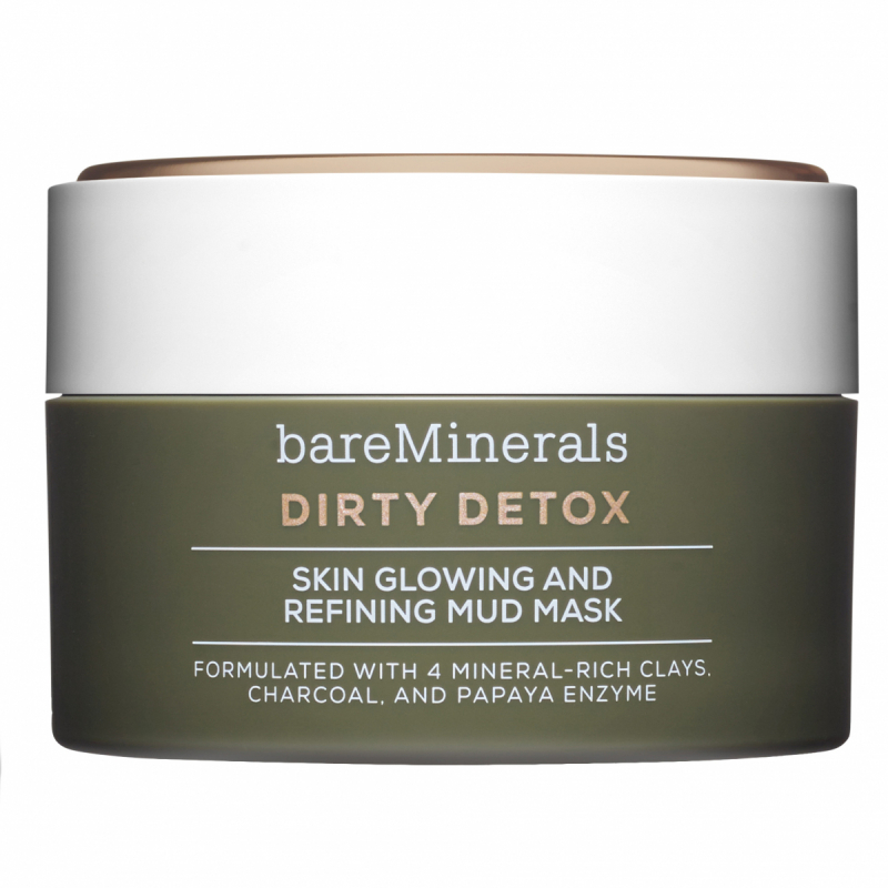 bareMinerals Dirty Detox Skin Glowing and Refining Mud Mask (58g) ryhmässä Ihonhoito / Kasvonaamiot / Savinaamiot at Bangerhead.fi (B037315)