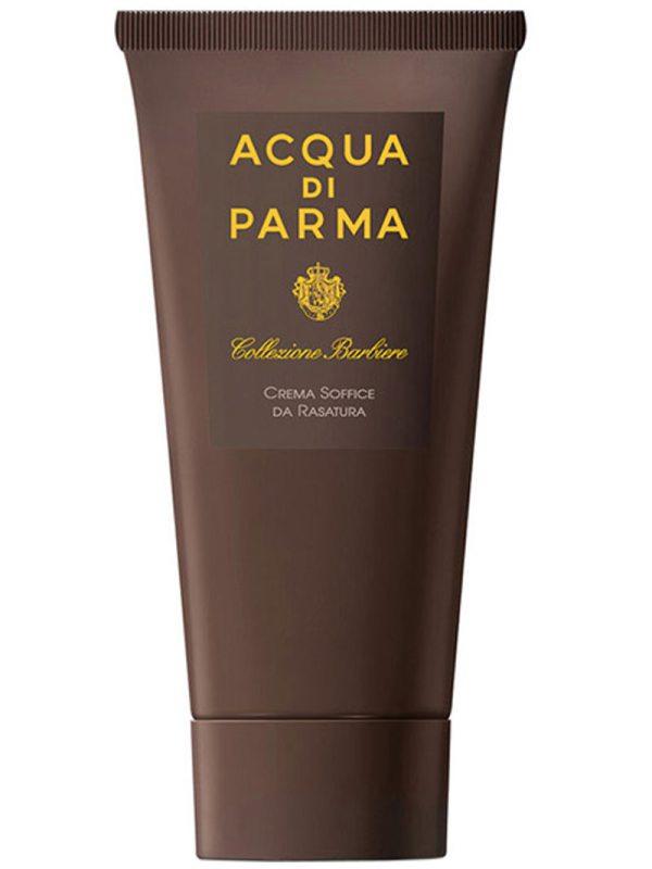 Acqua Di Parma Collezione Barbiere Shaving Cream Tube (75ml) ryhmässä Miehet / Parranajo & grooming miehille / Partavaahdot & geelit miehille at Bangerhead.fi (B037660)