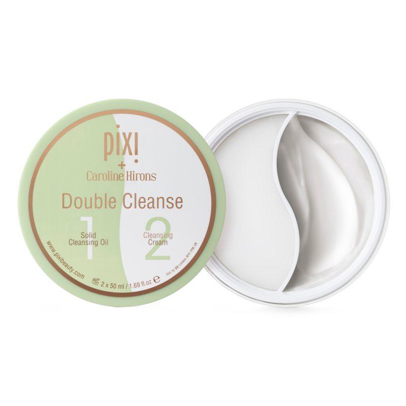 Pixi Double Cleanse (100ml) ryhmässä Ihonhoito / Kasvojen puhdistus / Puhdistusvoiteet at Bangerhead.fi (B037811)