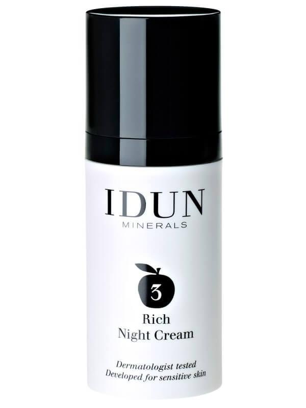 Idun Skincare Night Cream (50ml) ryhmässä Ihonhoito / Kosteusvoiteet / Yövoiteet at Bangerhead.fi (B037951)