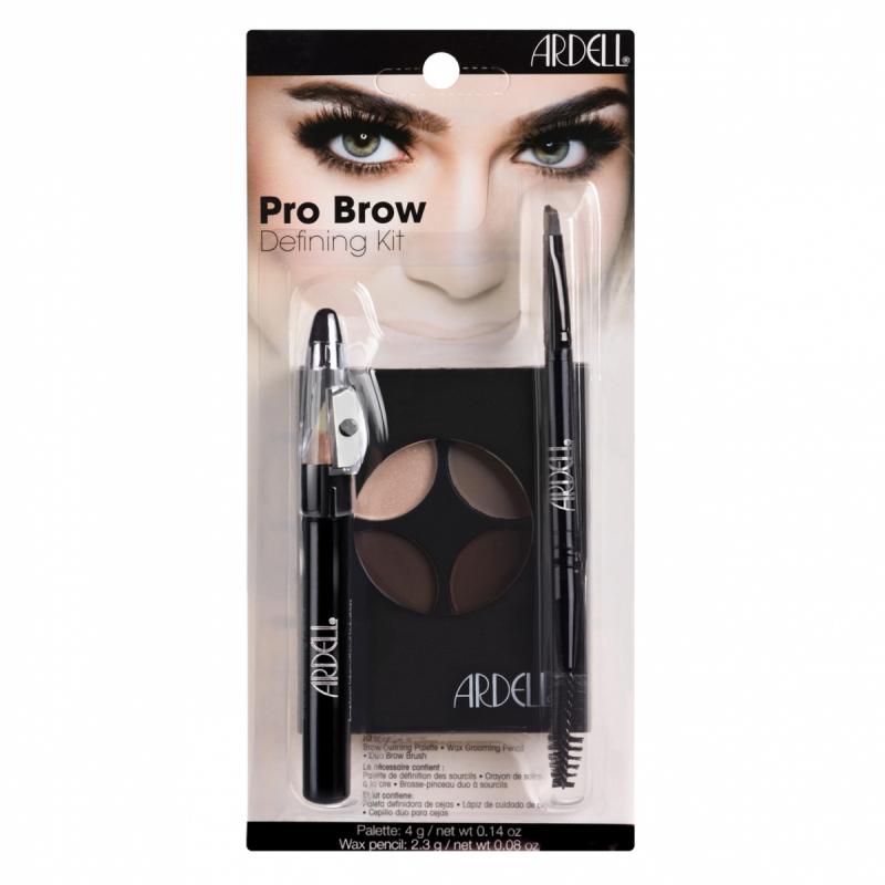 Ardell Pro Brow Defining Kit i gruppen Makeup / Ögonbryn / Ögonbrynspalett hos Bangerhead (B037990)