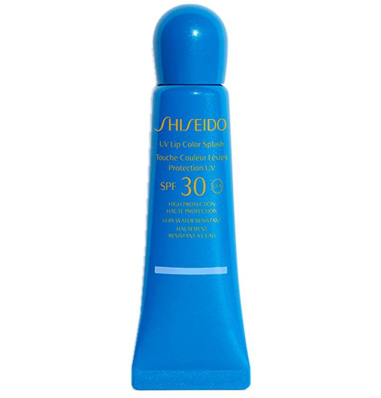 Shiseido Sun Lip Color SPF30  i gruppen Hudvård / Läppvård / Läppbalsam hos Bangerhead (B038066r)