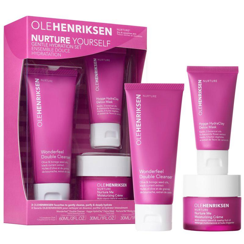 Ole Henriksen Nurture Yourself Set ryhmässä Ihonhoito / Lahjapakkaukset & setit / Aloituspakkaukset  at Bangerhead.fi (B038076)