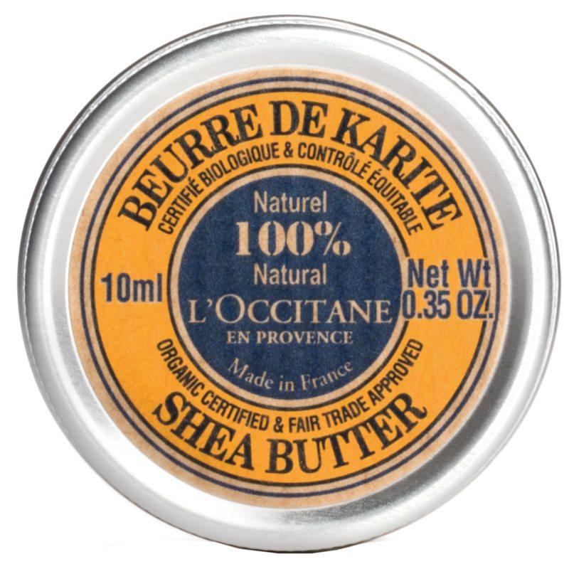 L'Occitane Shea Pure Shea Butter (10ml) i gruppen Kroppsvård / Kroppsåterfuktning / Body butter hos Bangerhead (B038119)