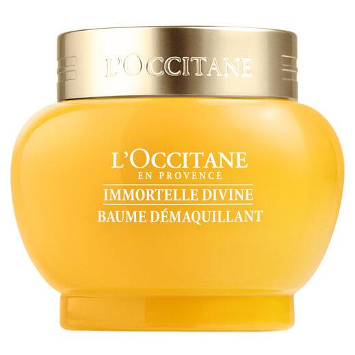 L'Occitane Immortelle Divine Cleansing Balm (60gr) i gruppen Hudvård / Ansiktsrengöring / Rengöringsbalm hos Bangerhead (B038124)