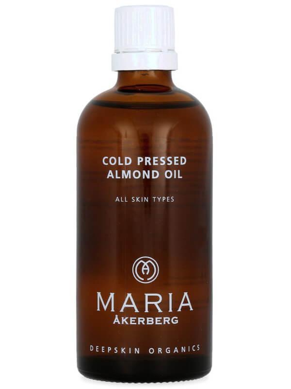 Maria Åkerberg Coldpressed Almond Oil (100ml) ryhmässä Ihonhoito / Kasvoseerumit & öljyt / Kasvoöljyt at Bangerhead.fi (B038141)