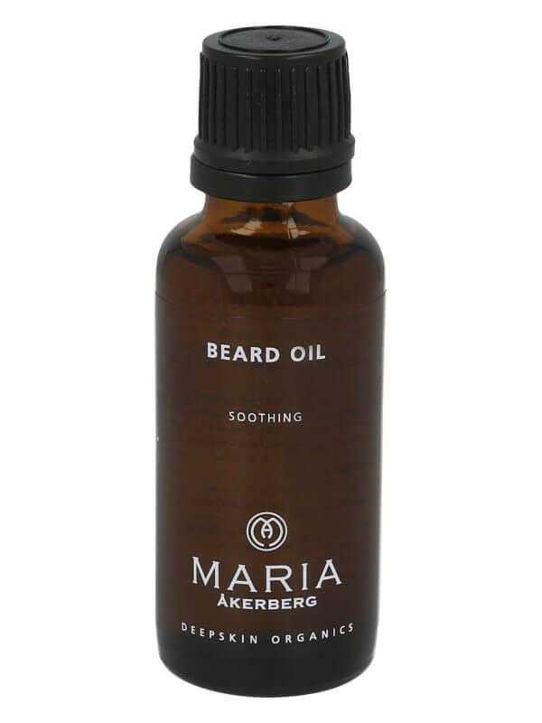 Maria Åkerberg Beard Oil (30ml) ryhmässä Miehet / Parranajo & grooming miehille / Partavaahdot & geelit miehille at Bangerhead.fi (B038146)