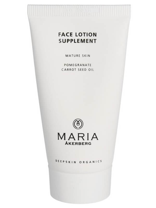 Maria Åkerberg Face Lotion Supplement (50ml) i gruppen Hudvård / Ansiktskräm / Nattkräm hos Bangerhead (B038153)