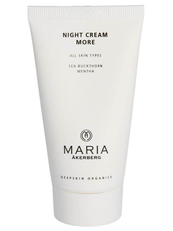 Maria Åkerberg Night Cream More i gruppen Hudvård / Ansiktsåterfuktning / Nattkräm hos Bangerhead (B037188r)