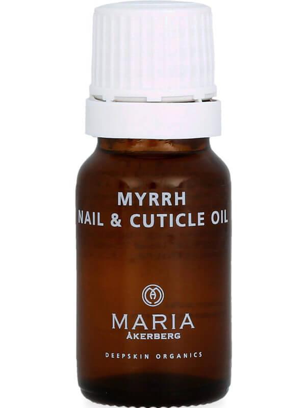 Maria Åkerberg Myrrh Nail & Cuticle Oil (10ml) ryhmässä Kynnet / Kynsien hoito / Kynsinauhaöljyt at Bangerhead.fi (B038184)