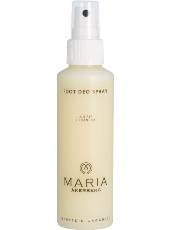 Maria Åkerberg Foot Deo Spray (125ml) i gruppen Kroppsvård & spa / Händer & fötter / Fotkräm hos Bangerhead (B038186)