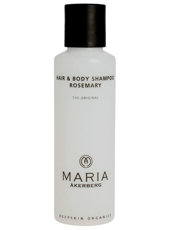Maria Åkerberg Hair & Body Shampoo Rosemary ryhmässä Hiustenhoito / Shampoot & hoitoaineet / Shampoot at Bangerhead.fi (B037216r)