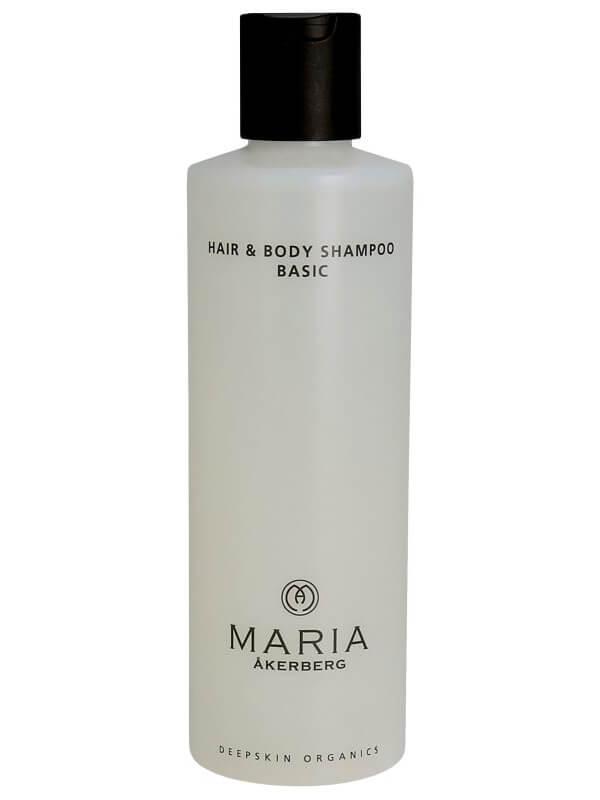 Maria Åkerberg Hair & Body Shampoo Basic i gruppen Hårvård / Schampo & balsam / Schampo hos Bangerhead (B038207r)