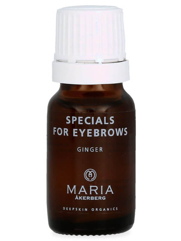 Maria Åkerberg Specials For Eyebrows (10ml) ryhmässä Ihonhoito / Kasvoseerumit & öljyt / Kasvoöljyt at Bangerhead.fi (B038222)