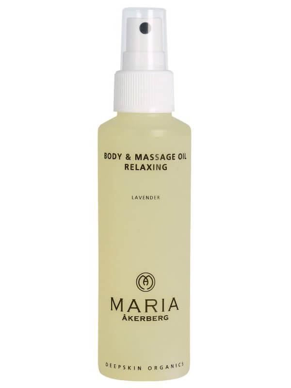 Maria Åkerberg Body & Massage Oil Relaxing i gruppen Kroppsvård & spa / Kroppsåterfuktning / Kroppsolja hos Bangerhead (B037240r)
