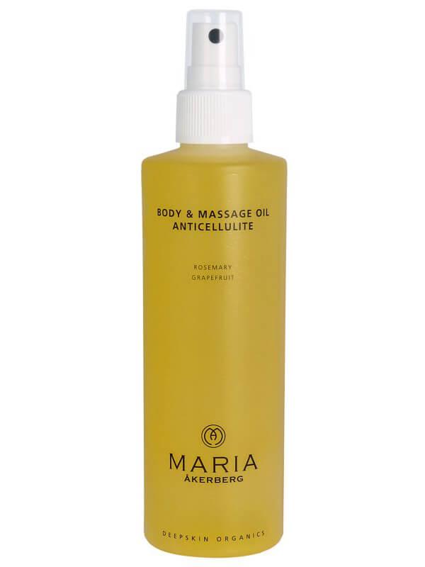 Maria Åkerberg Body & Massage Oil Anticellulite ryhmässä Vartalonhoito & spa / Vartalon kosteutus / Vartaloöljy at Bangerhead.fi (B038232r)