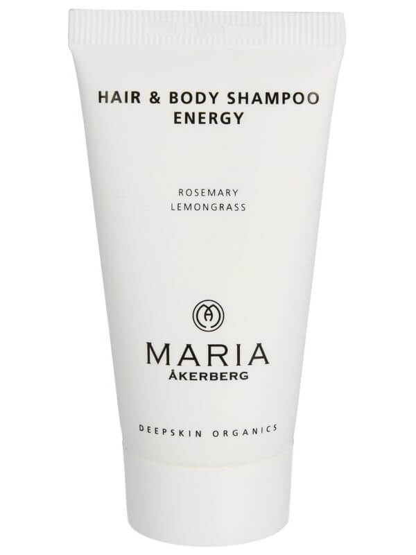 Maria Åkerberg Hair & Body Shampoo Energy ryhmässä Hiustenhoito / Shampoot & hoitoaineet / Shampoot at Bangerhead.fi (B037218r)