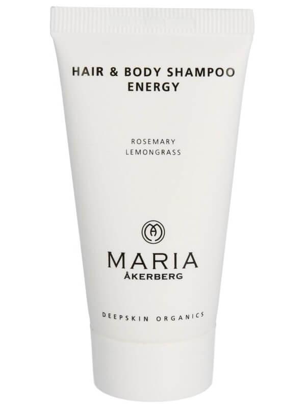 Maria Åkerberg Hair & Body Shampoo Energy ryhmässä Hiustenhoito / Shampoot / Shampoot at Bangerhead.fi (B037218r)