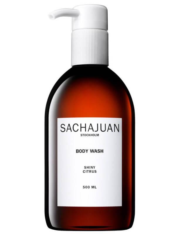 Sacha Juan Body Wash Shiny Citrus (500ml) ryhmässä Vartalonhoito & spa / Vartalon puhdistus / Kylpysaippuat & suihkusaippuat at Bangerhead.fi (B038418)