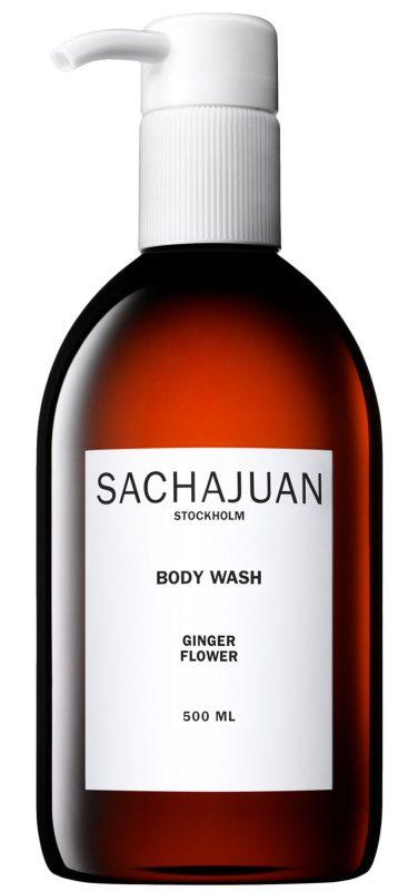 SACHAJUAN Body Wash Ginger Flower (500ml) ryhmässä Vartalonhoito  / Vartalonpuhdistus & -kuorinta / Suihkusaippua at Bangerhead.fi (B038421)