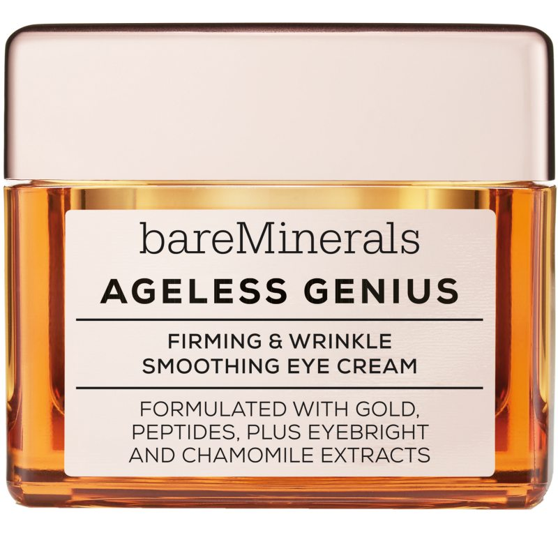 bareMinerals Ageless Genius Firming & Wrinkle Smoothing Eye Cream (15g) i gruppen Hudvård / Ögon / Ögonkräm hos Bangerhead (B038579)