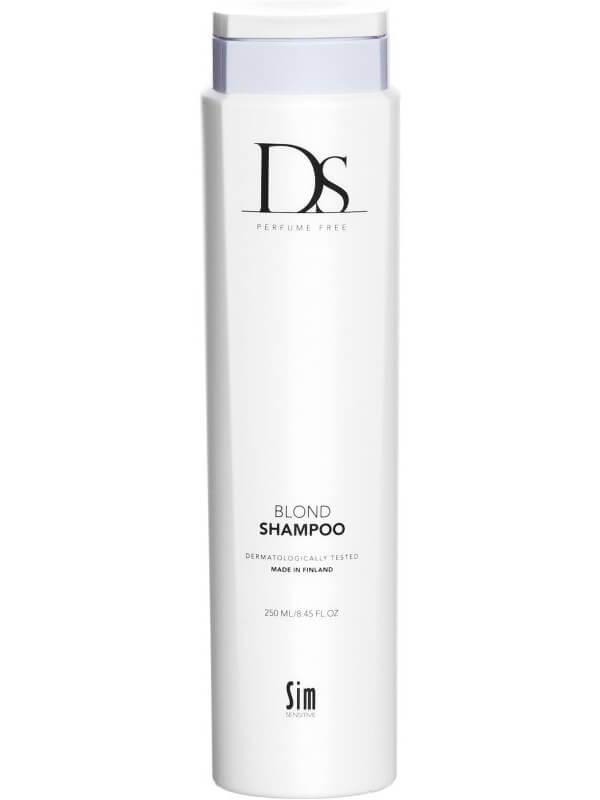 DS SIM Sensitive Blond Shampoo i gruppen Hårpleie / Shampoo & balsam / Shampoo hos Bangerhead.no (B038837r)
