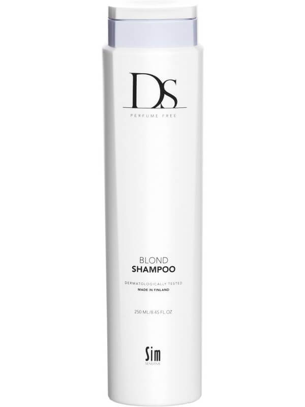 DS SIM Sensitive Blond Shampoo i gruppen Hårvård / Schampo  / Schampo hos Bangerhead (B038837r)