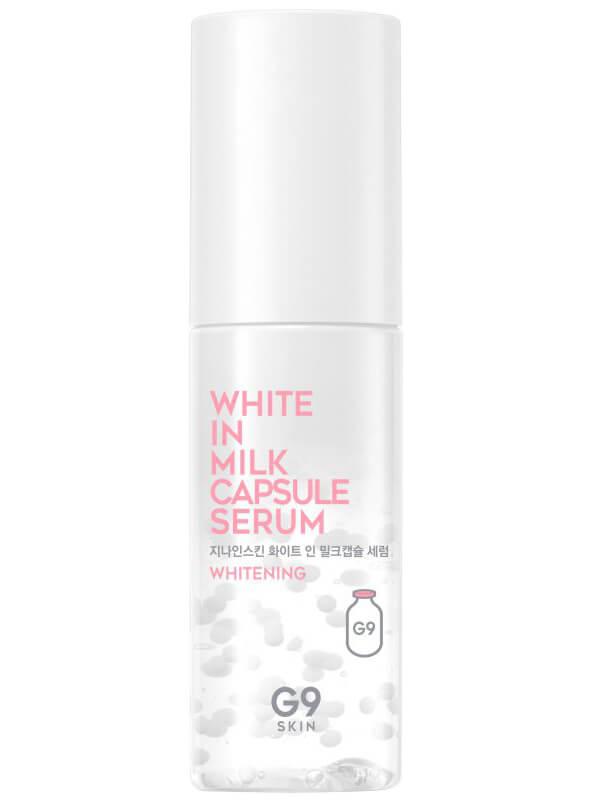 G9Skin White In Milk Capsule Serum (50ml) ryhmässä Ihonhoito / Kasvoseerumit & öljyt / Kasvoseerumit at Bangerhead.fi (B038977)