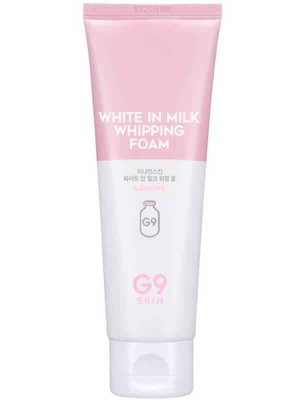 G9Skin White In Milk Whipping Foam (120ml) ryhmässä Ihonhoito / Kasvojen puhdistus / Puhdistusvaahdot at Bangerhead.fi (B038978)