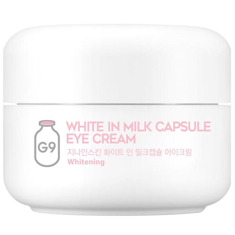 G9Skin White In Milk Capsule Eye Cream ryhmässä Ihonhoito / Kasvojen kosteutus / Silmänympärysvoiteet at Bangerhead.fi (B038979)
