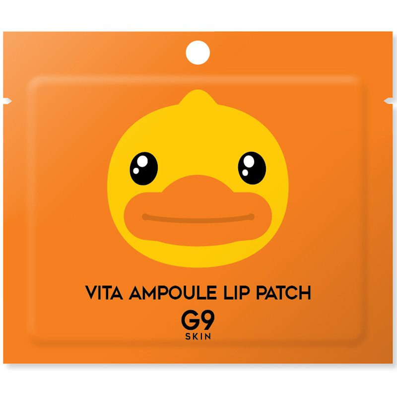 G9Skin B.Duck Vita Ampoule Lip Patch ryhmässä Ihonhoito / Huulet / Huulinaamiot at Bangerhead.fi (B038991)