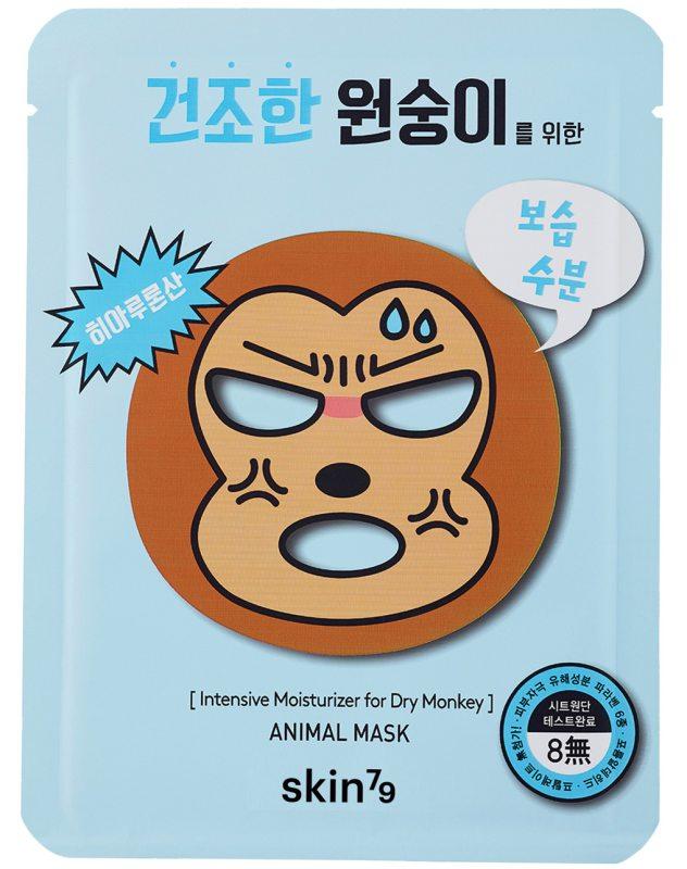 Skin79 Animal Mask i gruppen Hudpleie / Ansiktsmaske / Sheet masks hos Bangerhead.no (B039017r)