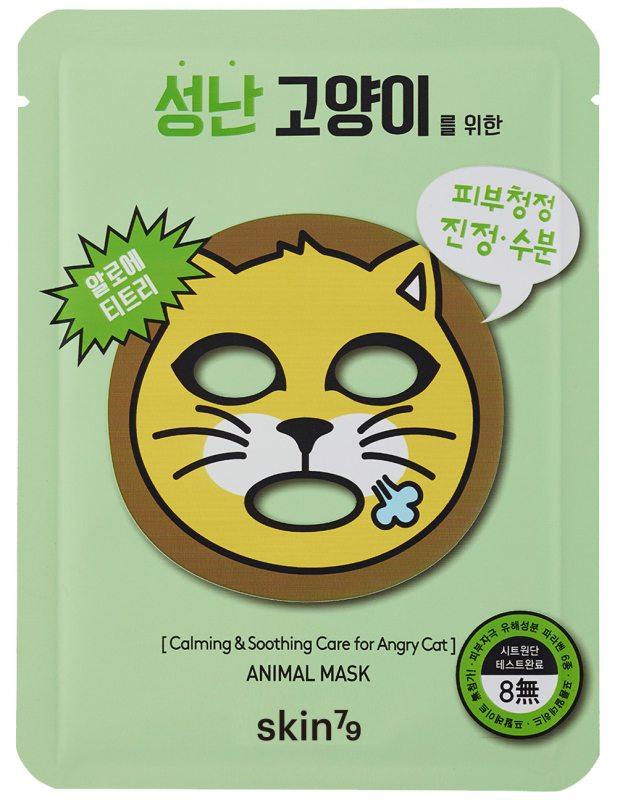 Skin79 Animal Mask ryhmässä Ihonhoito / Kasvonaamiot / Kangasnaamiot at Bangerhead.fi (B039017r)