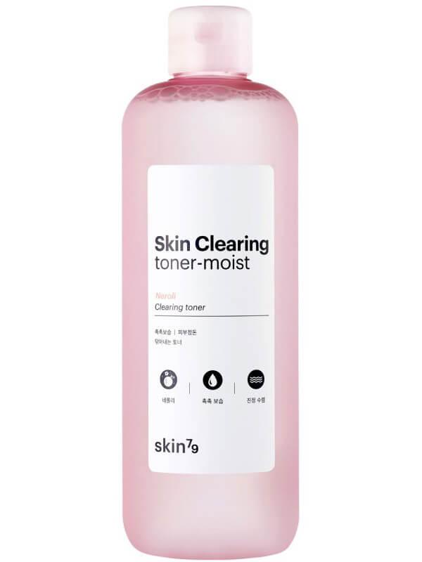Skin79 Skin Clearing Toner Moist (500ml) ryhmässä Ihonhoito / Kasvovedet & essence / Kasvovedet & essence at Bangerhead.fi (B039042)