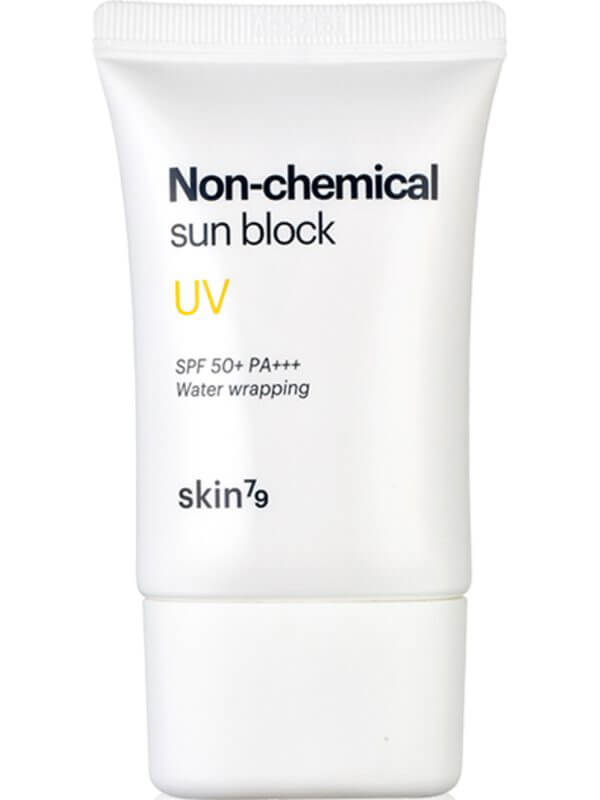 Skin79 Water Wrapping Non-Chemical Sun Block (50ml) ryhmässä Vartalonhoito & spa / Aurinkotuotteet vartalolle / Aurinkosuojat at Bangerhead.fi (B039055)