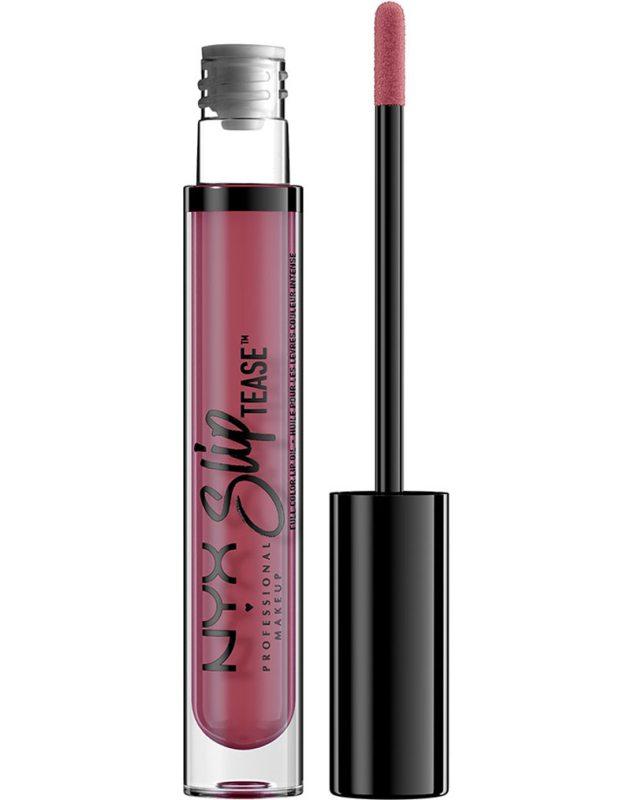 NYX Professional Makeup Slip Tease Lip Oil i gruppen Makeup / Lepper / Leppeglans hos Bangerhead.no (B039195r)