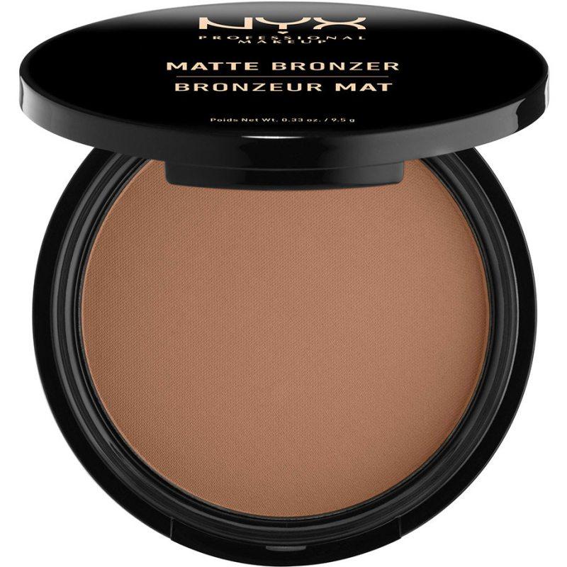 NYX Professional Makeup Matte Body Bronzer i gruppen Makeup / Kinder / Bronzer hos Bangerhead (B006610r)