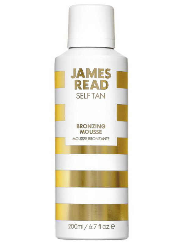 James Read Bronzing Mousse Face & Body (200ml) ryhmässä Vartalonhoito & spa / Aurinkotuotteet vartalolle / Itseruskettavat vartalolle at Bangerhead.fi (B039475)