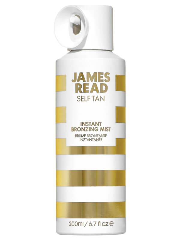 James Read Instant Bronzing Mist Face & Body (200ml) ryhmässä Vartalonhoito & spa / Aurinkotuotteet vartalolle / Itseruskettavat vartalolle at Bangerhead.fi (B039476)