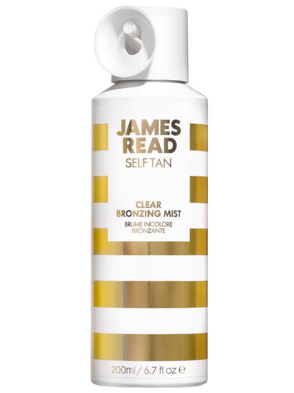 James Read Clear Tanning Mist (200ml) ryhmässä Vartalonhoito & spa / Aurinkotuotteet vartalolle / Itseruskettavat vartalolle at Bangerhead.fi (B039477)