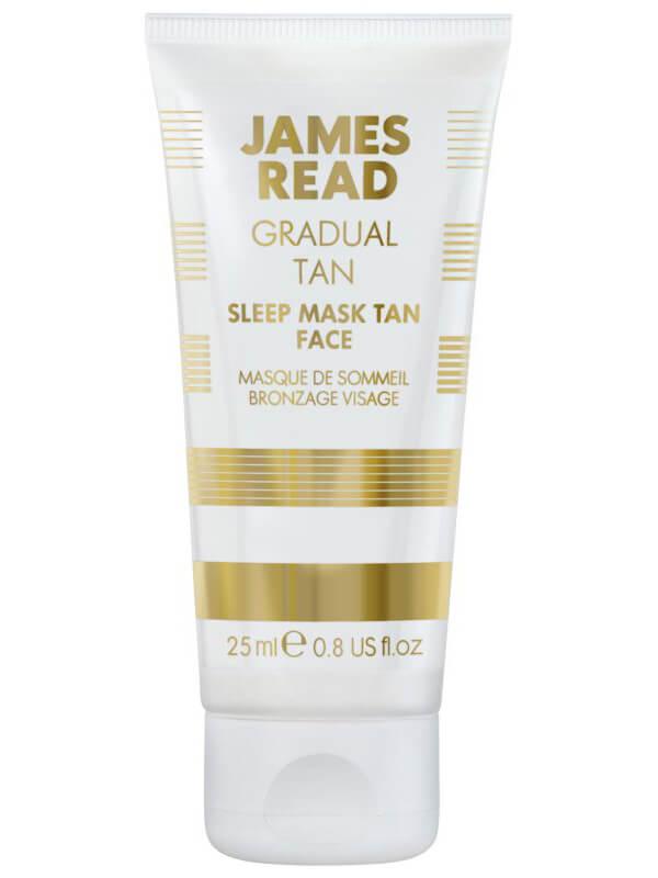 James Read Sleep Mask Tan Face (25ml) ryhmässä Ihonhoito / Aurinkotuotteet kasvoille / Itseruskettavat kasvoille at Bangerhead.fi (B039488)