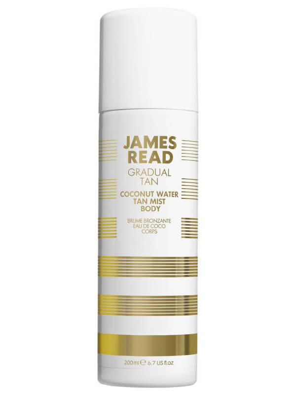James Read Coconut Water Tan Mist Body (200ml) ryhmässä Vartalonhoito & spa / Aurinkotuotteet vartalolle / Itseruskettavat vartalolle at Bangerhead.fi (B039495)