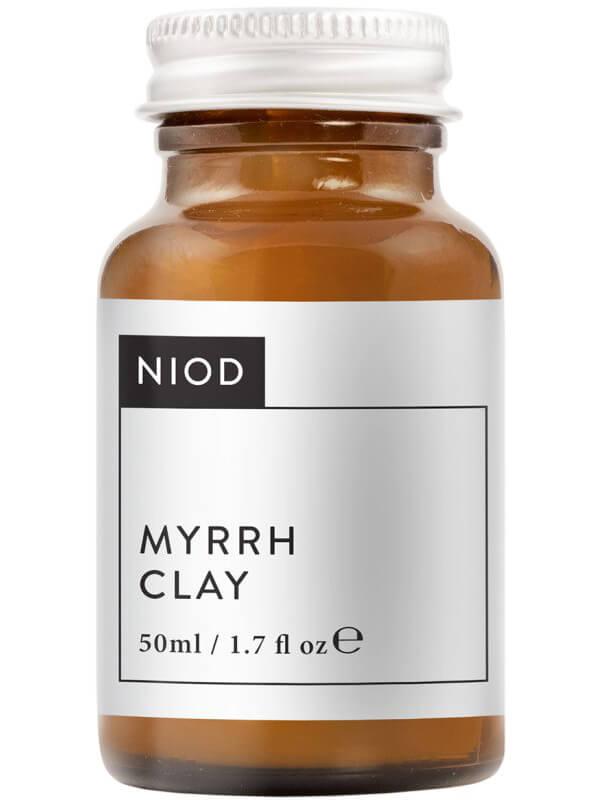 Niod Myrrh Clay Mask (50ml) ryhmässä Ihonhoito / Kasvonaamiot / Savinaamiot at Bangerhead.fi (B039519)