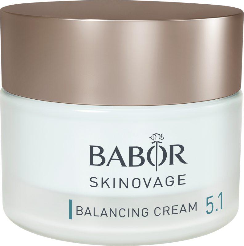 Babor Skinovage Balancing Cream (50ml) ryhmässä Ihonhoito / Kasvojen kosteutus / Päivävoiteet at Bangerhead.fi (B039681)