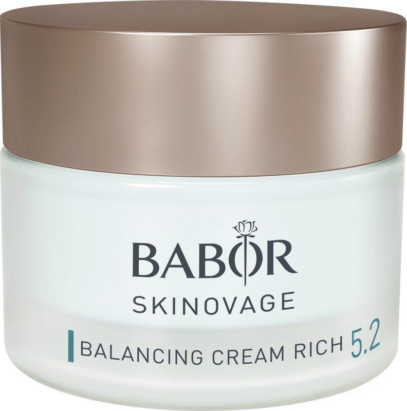Babor Skinovage Balancing Cream Rich (50ml) ryhmässä Ihonhoito / Kasvojen kosteutus / Päivävoiteet at Bangerhead.fi (B039682)