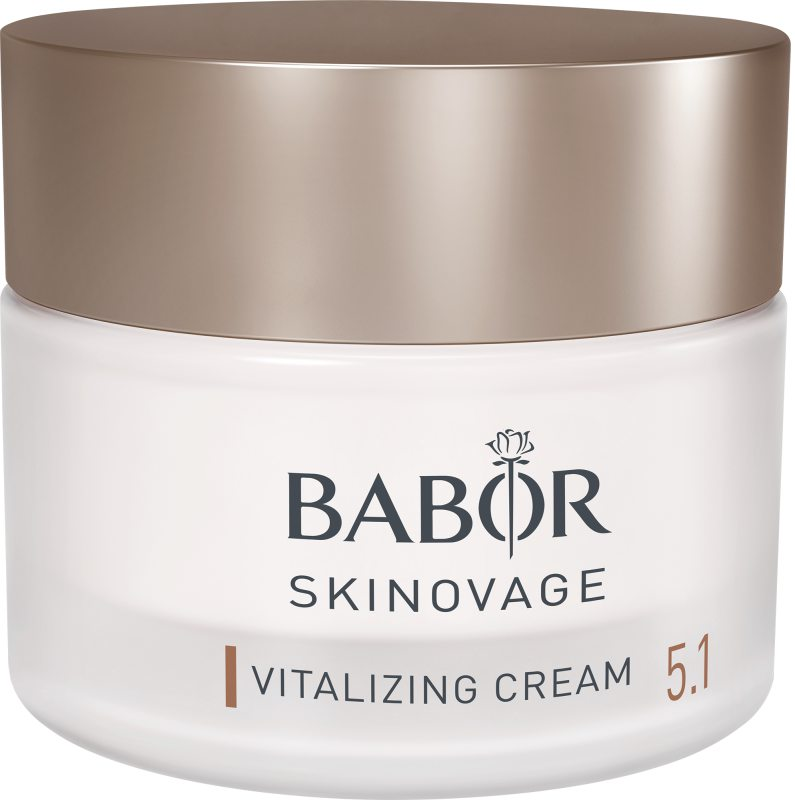 Babor Skinovage Vitalizing Cream (50ml) ryhmässä Ihonhoito / Kosteusvoiteet / Päivävoiteet at Bangerhead.fi (B039686)