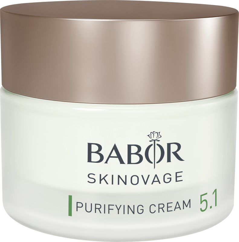 Babor Skinovage Purfiying Cream (50ml) ryhmässä Ihonhoito / Kasvojen kosteutus / Päivävoiteet at Bangerhead.fi (B039691)