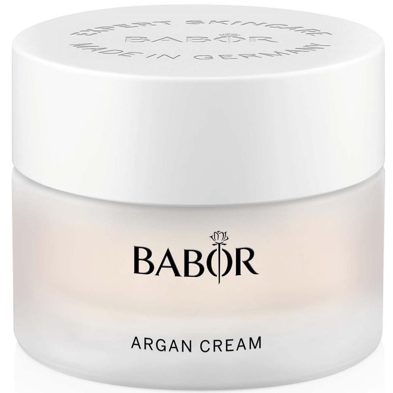 Babor Classics Argan Cream (50ml) ryhmässä Ihonhoito / Kasvojen kosteutus / Päivävoiteet at Bangerhead.fi (B039696)