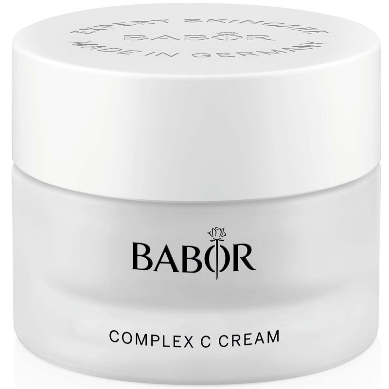 Babor Classics Complex C Cream (50ml) ryhmässä Ihonhoito / Kosteusvoiteet / Päivävoiteet at Bangerhead.fi (B039700)