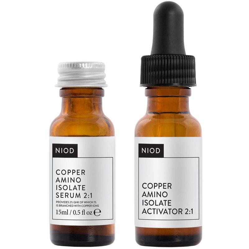 Niod Copper Amino Isolate Serum 2:1 (15ml) ryhmässä Ihonhoito / Kasvoseerumit & öljyt / Kasvoseerumit at Bangerhead.fi (B039731)